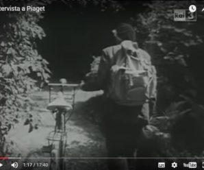 Intervista a Piaget