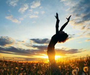 Il corpo è la culla dell'essere e del divenire.