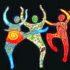 IL FLUSSO DELL'ESSERE: corpo, radicamento, peso e forma